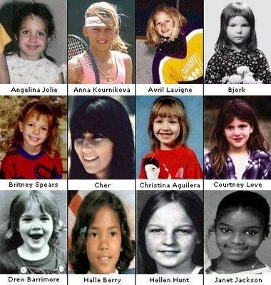 В детстве и молодости, политики и известные люди. Фото. - 3