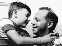 В детстве и молодости, политики и известные люди. Фото. - ЕГОР ГАЙДАР