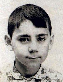 В детстве и молодости, политики и известные люди. Фото. - йося