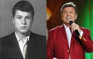В детстве и молодости, политики и известные люди. Фото. - лещенко