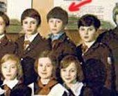 В детстве и молодости, политики и известные люди. Фото. - РОМАН АБРАМОВИЧ