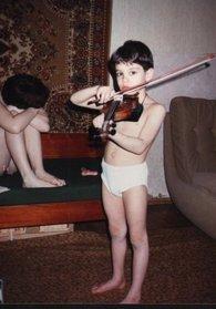 В детстве и молодости, политики и известные люди. Фото. - тимати