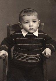 В детстве и молодости, политики и известные люди. Фото. - вадим