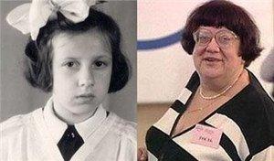В детстве и молодости, политики и известные люди. Фото. - ВАЛЕРИЯ НОВОДВОРСКАЯ