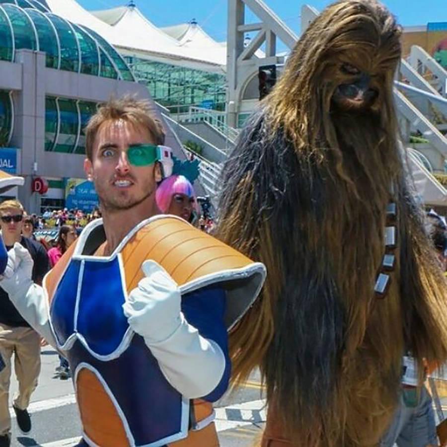 Comic Con 2015, Лучшие моменты
