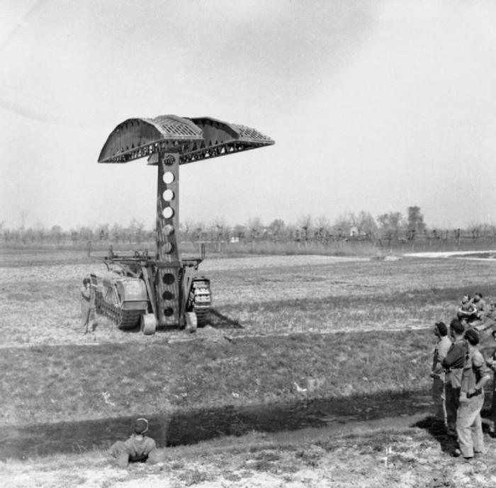 Инженерные войска и необычная техника (28 фото)