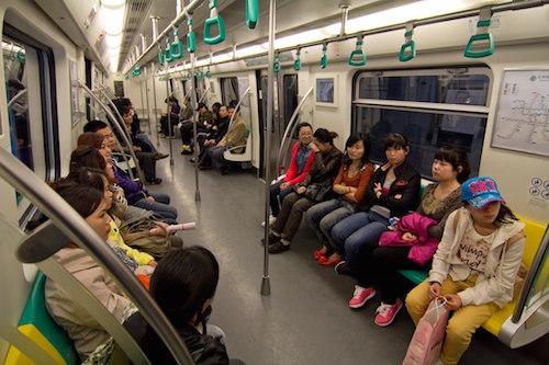 пекинское метро2