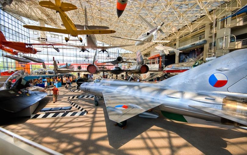 Фото Музей Авиации