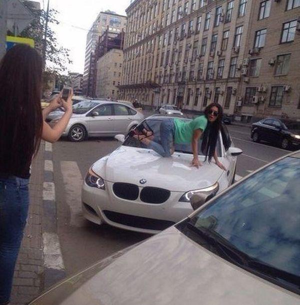 Веселый автоюмор для тех, кто за рулем, и не только (40 фото)