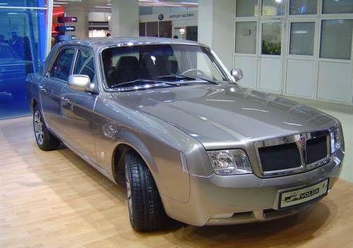 Российский автопром так и не выпустил эти автомобили (29 фото)