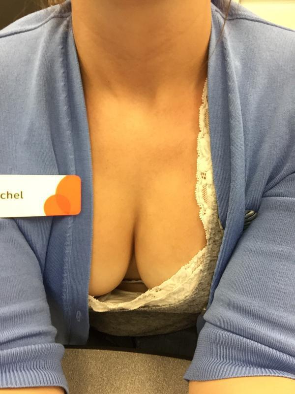 Большая подборка сексуальных девочек, которые немного заскучали на работе..