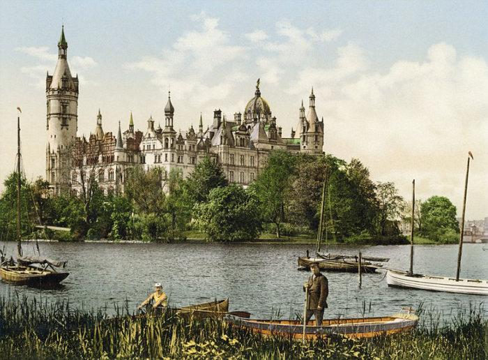 Фотографии Германии 1900 года в цвете (9 фото)