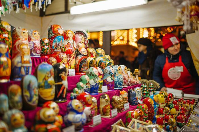 Москва готовится к <Новому году> ( 40 фото )