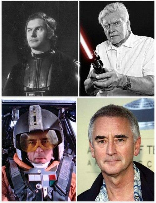 «Звездные войны», актеры фантастической саги в дни съемок и сейчас (8 фото)