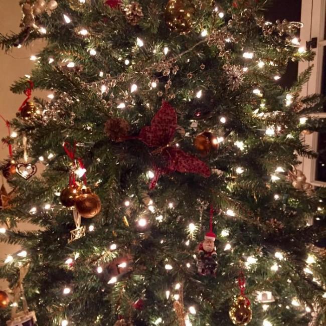 Зарубежные звезды и знаменитости празднуют рождество.