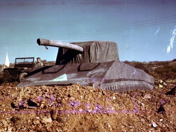 Макеты танков, различных времён и армий ( 40 фото )
