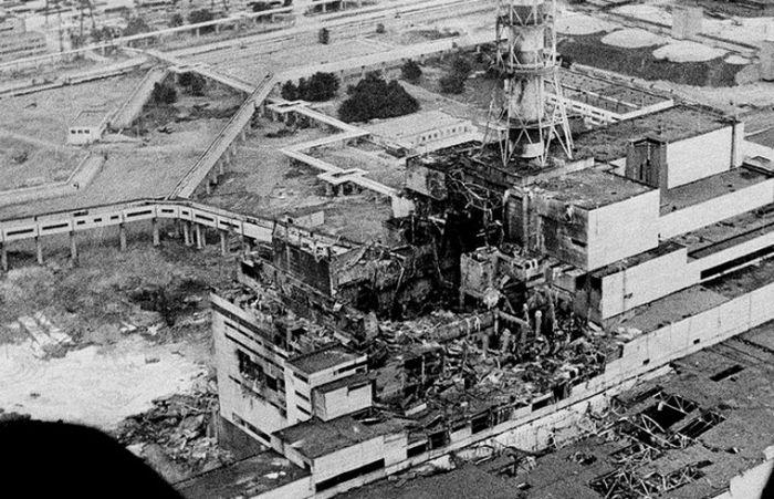 Самые невероятнейшие факты про радиацию (10 фото)