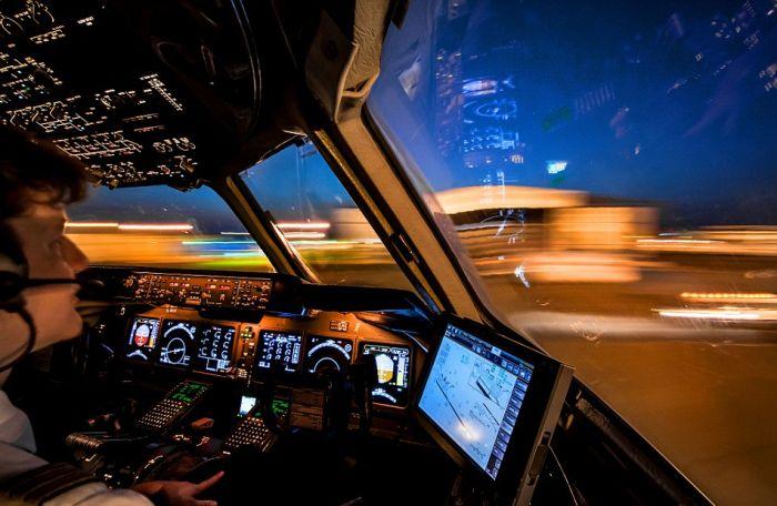 Превосходный мир глазами пилота из кабины (17 фото)