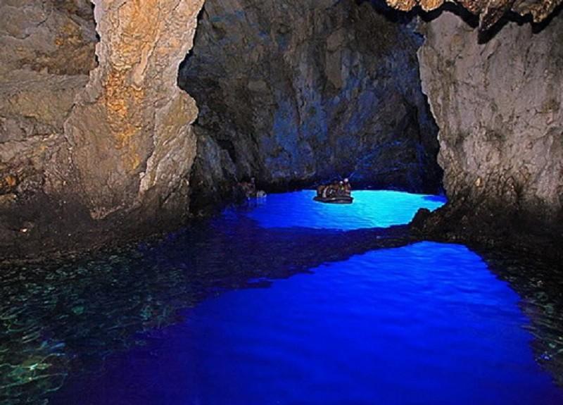 Фото Таинственные пещеры