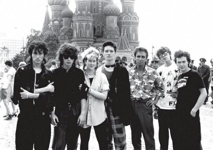 Фото из бытия звездного неба отечественного, российского рока