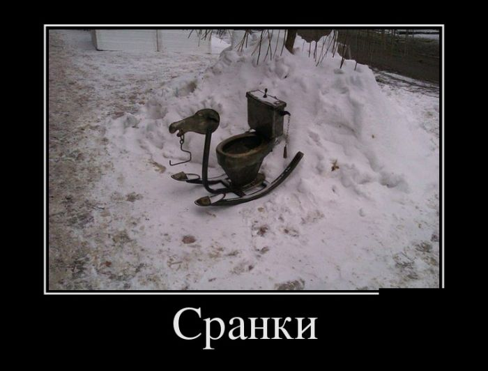 Самые весёлые и смешные демотиваторы (30 фото)