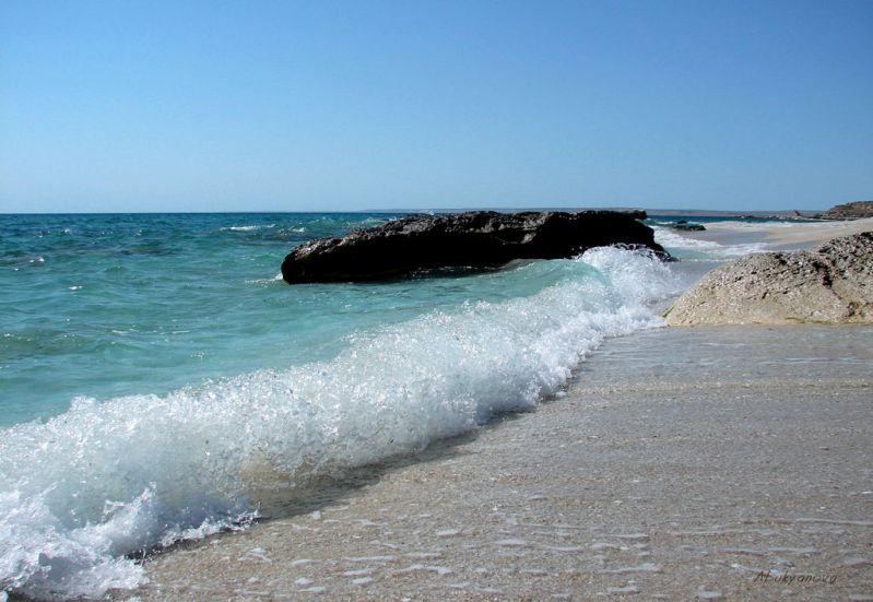 Самые глубокие озера мира: Каспийское море. фото