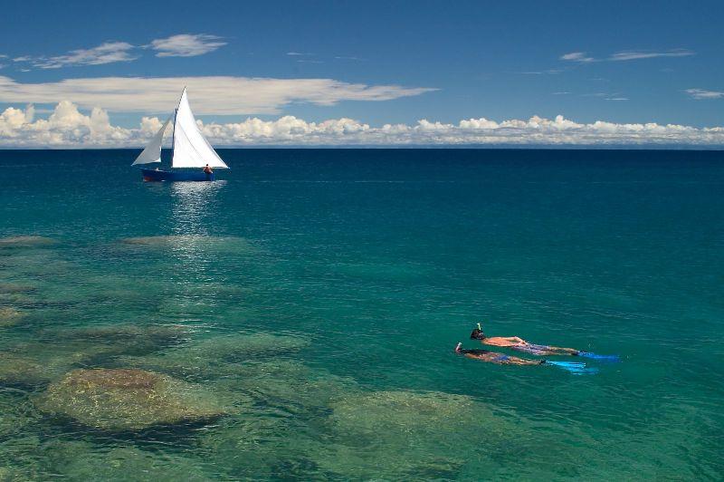 озеро Малави / Ньяса (Африка). фото