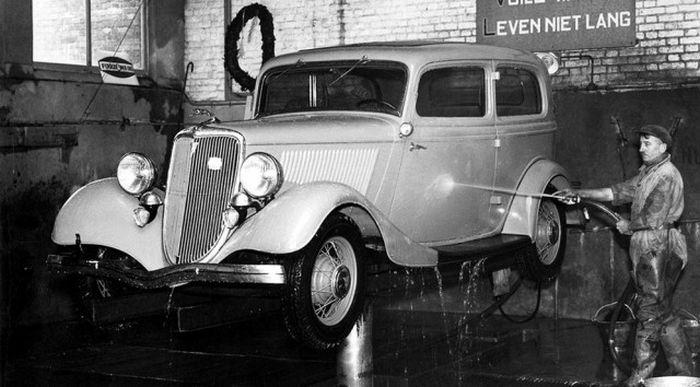 Какие машины выбирали популярные американские бандиты 30-х годов XX столетия (45 фото)