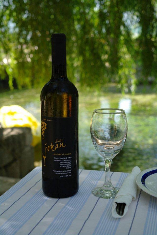 Фото Хорватское вино