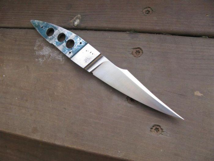 Нож от Ли Лермана, самый восхитительный (45 фото)