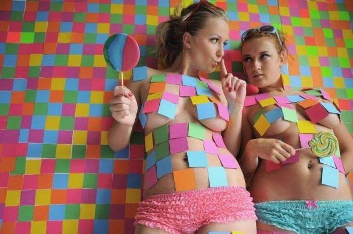 смешные и сексуальные девушки (68 фото)
