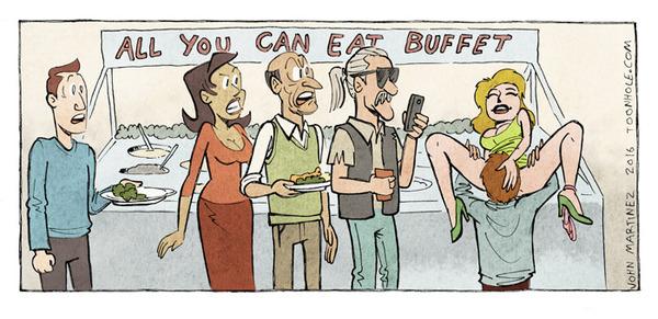 Подборка наиболее новейших, комических и забавных комиксов.