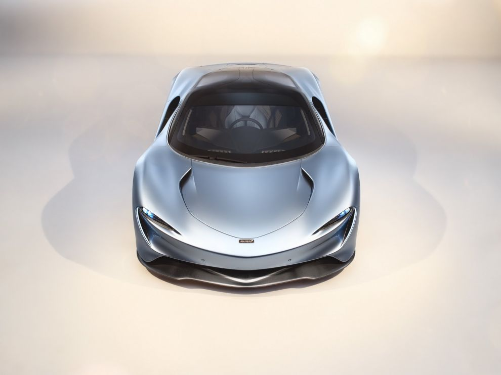 The McLaren Speedtail