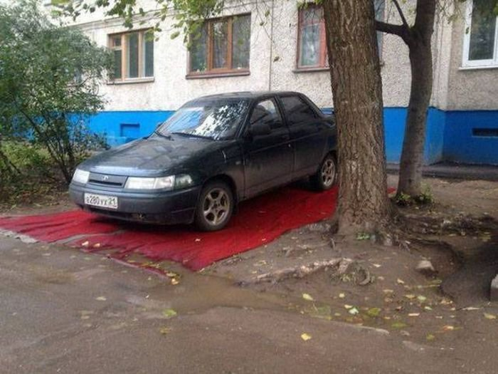 Такое возможно только в России. часть 39 ( 188 фото )