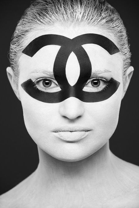 Сногсшибательный макияж (25 фото)