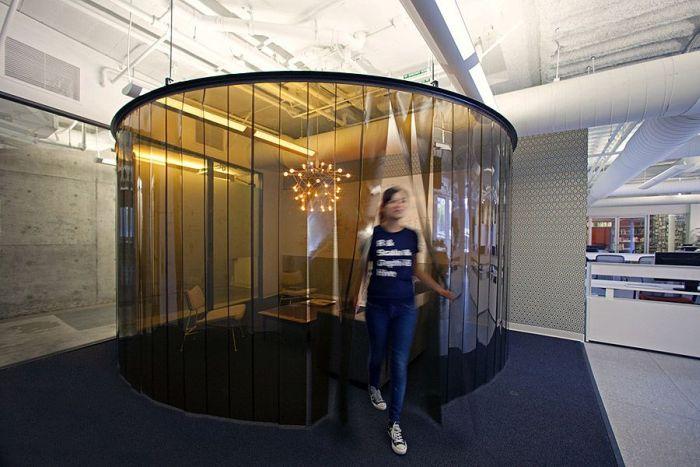 Офисы, о которых можно только мечтать (85 фото)